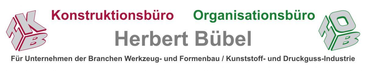 Konstruktionsbüro Organisationsbüro Herbert Bübel